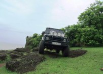 Maruti Gypsy King with Off Road Modifications 5