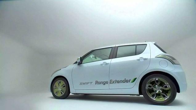 Maruti Suzuki Swift Range Extender Hybrid