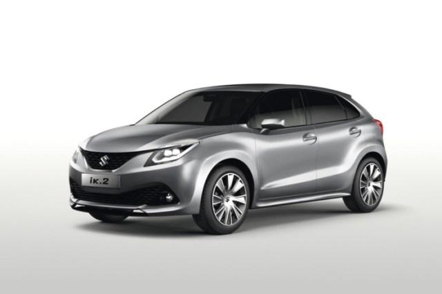 Maruti Suzuki iK-2 YRA Concept Hatchback