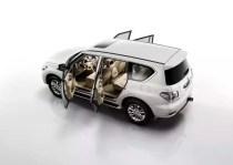Nissan Patrol SUV Doors