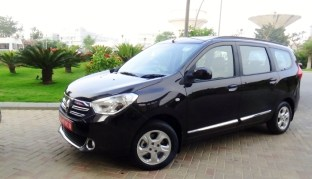 Renault Lodgy road test