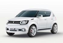 Suzuki iM-4 Micro SUV Concept Front