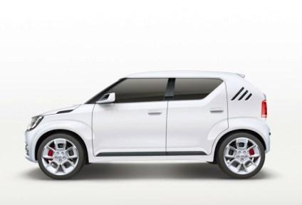 Suzuki iM-4 Micro SUV Concept Profile