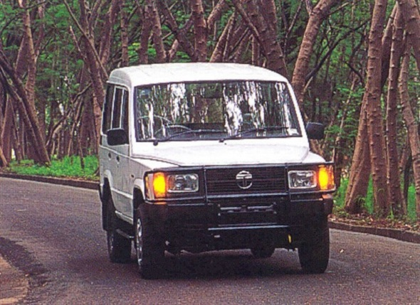 Tata Sumo 1994
