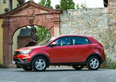2014 Ssangyong Korando C SUV Facelift 5
