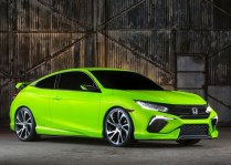 2016 Honda Civic Concept Front Three Quarters