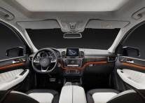 2016 Mercedes Benz GLE 4