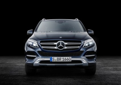 2016 Mercedes Benz GLE 5