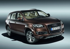 Audi Q7 SUV 1