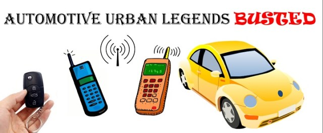 Automotive urban legends busted