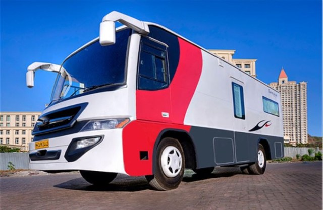 Executive Mod Car Trendz's Motorhome 1