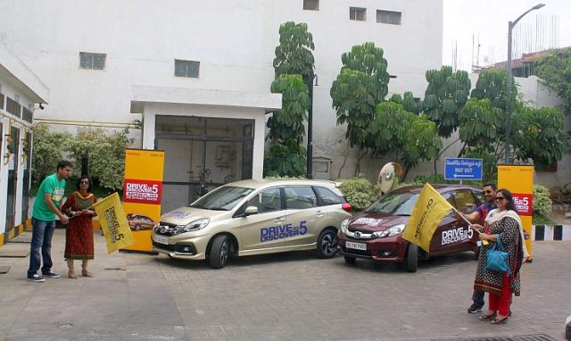 Honda Drive To Discover 2