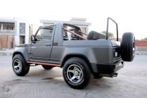 MKraft Maruti Suzuki Gypsy 2