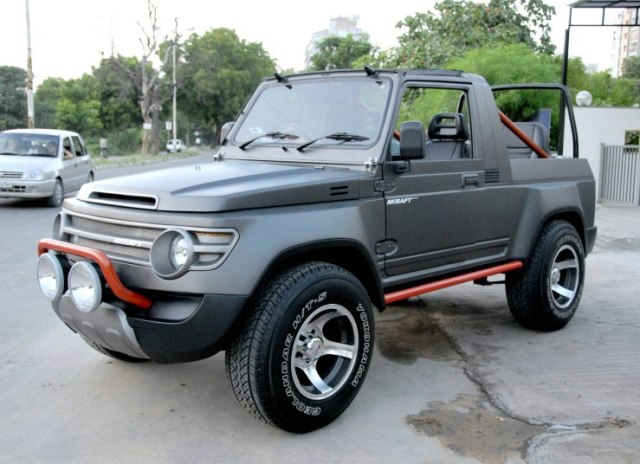 MKraft Maruti Suzuki Gypsy 6