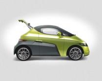 Mahindra Reva NXG Concept 3