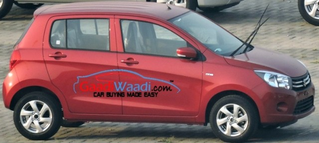 Maruti Suzuki Celerio Diesel in production ready guise