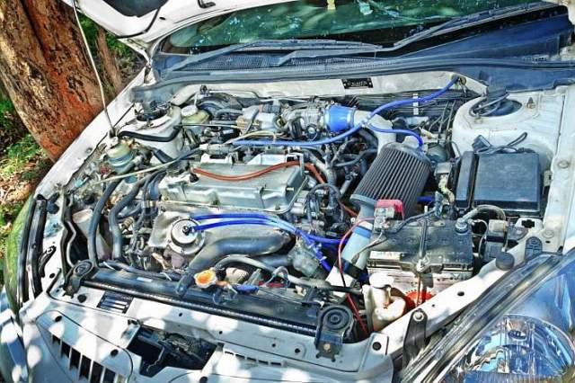 Mitsubishi Cedia Turbo 4
