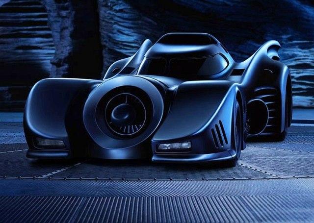 The Original Batmobile from Batman