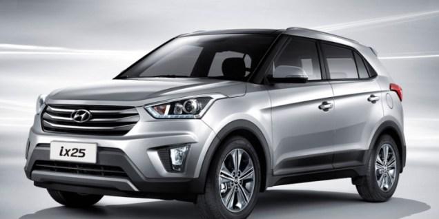 2015 Hyundai iX25 SUV 27