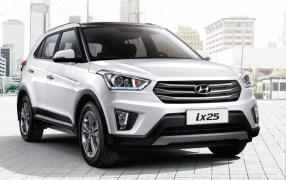 2015 Hyundai iX25 SUV 8