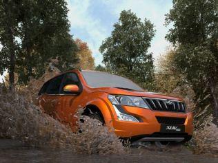 2015 Mahindra XUV500 Facelift 10