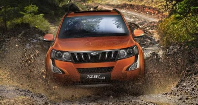 2015 Mahindra XUV500 Facelift 7
