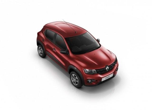 2015 Renault Kwid Budget Hatchback 1