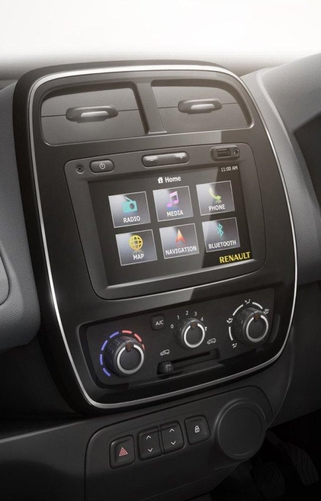 2015 Renault Kwid Budget Hatchback 11