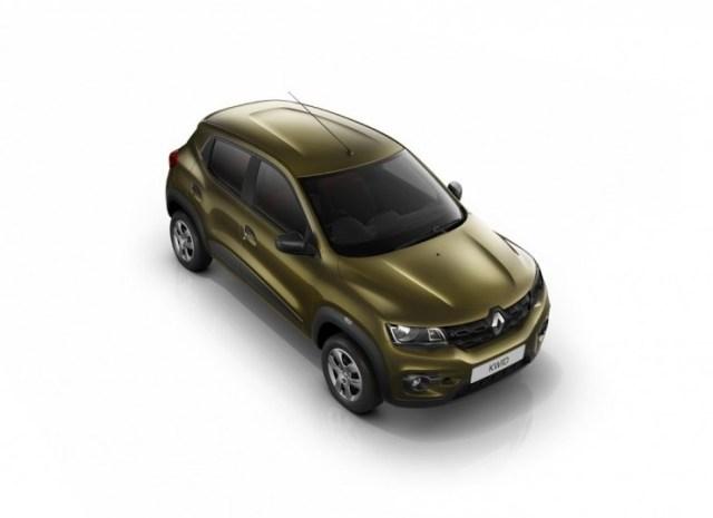 2015 Renault Kwid Budget Hatchback 12