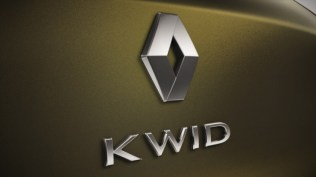 2015 Renault Kwid Budget Hatchback 2