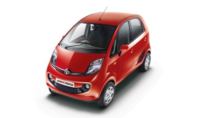 2015 Tata Nano GenX AMT 4