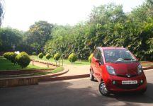2015 Tata Nano GenX AMT Facelift Hatchback 11