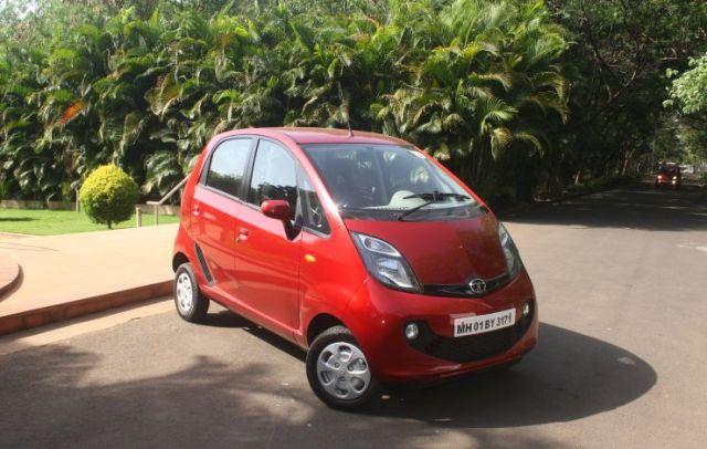 2015 Tata Nano GenX AMT Facelift Hatchback 12