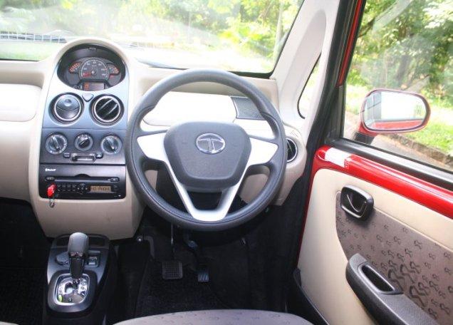2015 Tata Nano GenX AMT Facelift Hatchback 20