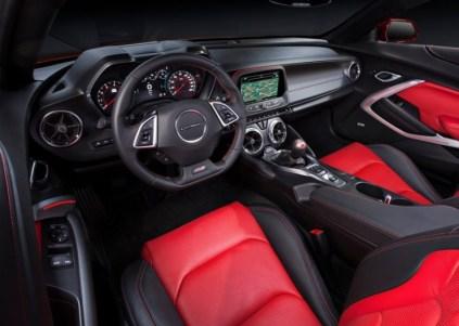 2016 Chevrolet Camaro 1