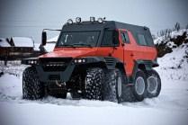 Avtoros Shaman 8X8 ATV 6
