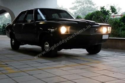 Chevrolet Camaro based on the Hindustan Contessa 1