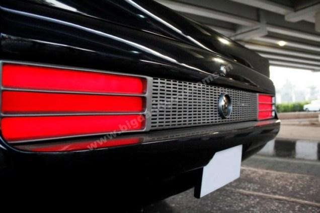 Chevrolet Camaro based on the Hindustan Contessa 6