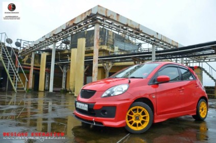 Honda Brio Modified 3
