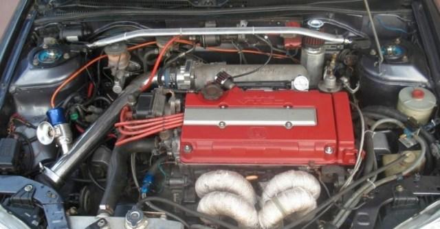 Honda City Turbo 2