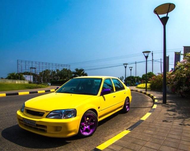 Honda City Type II 9