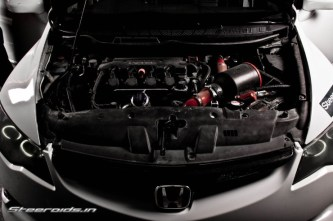 Honda Civic Turbo 3