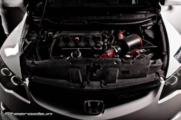 Honda Civic Turbo 3