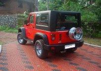 Jeep Rubicon based on Mahindra Thar 4