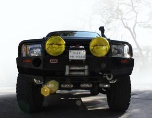 MKraft's Ford Endeavour Custom 2