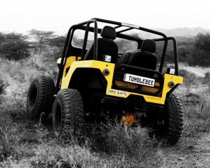 Made 4X4 Concept's Jeep Tumblebee 1
