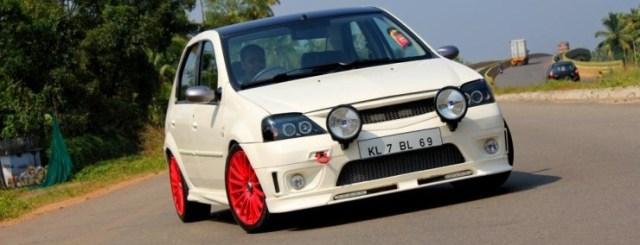 Mahindra Logan Sedan Custom 1
