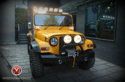 MotorMind's Mahindra Thar Custom 1