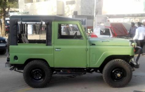 Nissan Patrol P60 or Jonga 3