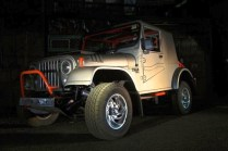 Performance Auto's Mahindra Rally Thar 1